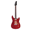 Fretking ELAN SUPER 50 SSP - SEE THRU RED
