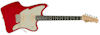 Fretking GREEN LABEL VENTURA 60 - CANDY APPLE RED