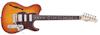 Fretking BLACK LABEL COUNTRY SQUiRE S-T SPECIAL HONEYBURST