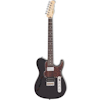 Fretking BLACK LABEL COUNTRY SQUIRE SEMI-TONE - BLACK