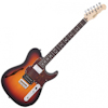 Fretking BLACK LABEL COUNTRY SQUIRE SEMI-TONE - CLAS. Burst