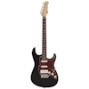 Fretking BLACK LABEL CORONA SP GUITAR - GLOSS BLACK