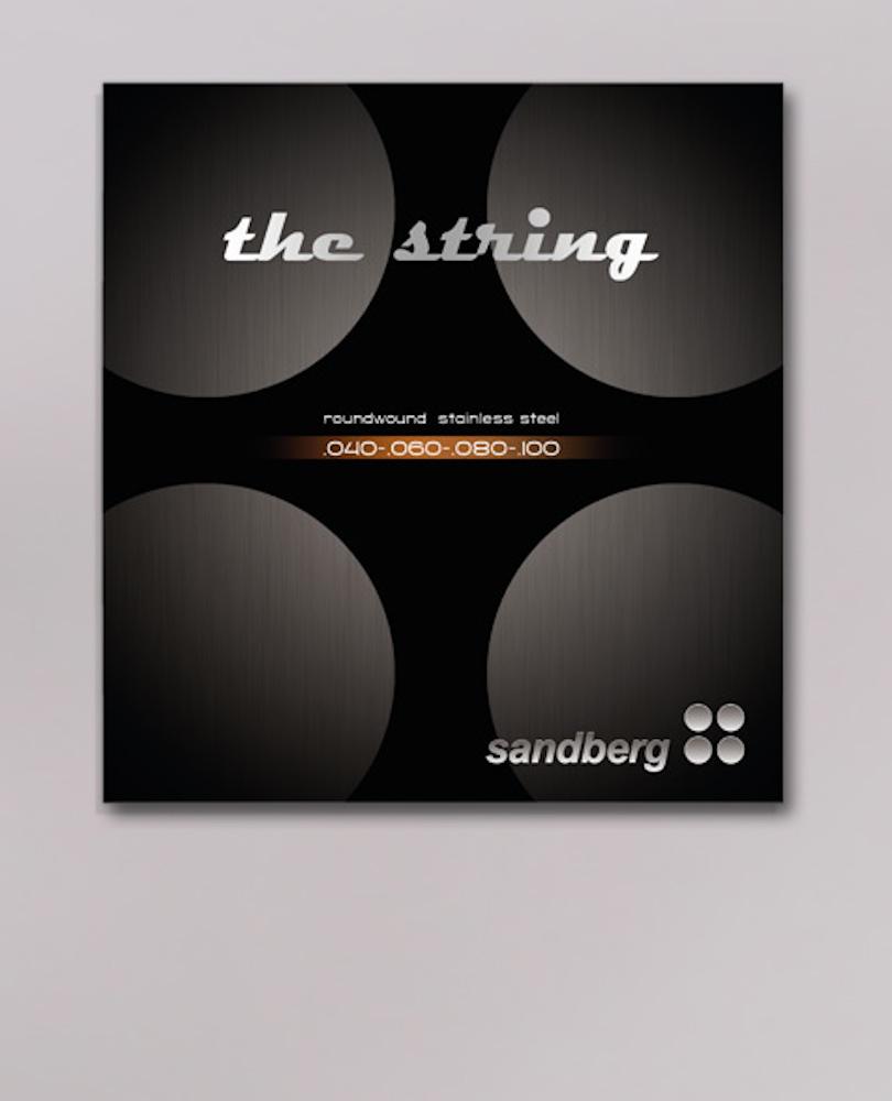 Sandberg 4STRING 40-100