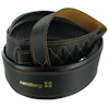 Leather Strap 7mm Black XL 140 cm