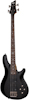 Schecter C-4 Bass Metallic Satin Black