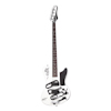Schecter Simon Gallup Ultra Bass White and Black
