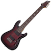 Schecter Demon-8 Crimson Burst