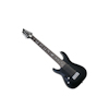 Schecter Damien Platinum-8 Satin Black LEFT