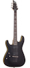 Schecter Demon-6 Satin Black LEFT