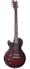 Schecter Hellraiser Solo-II Black Cherry Burst LEFT