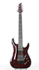 Schecter Hellraiser C-7 Floyd Rose S Black Cherry