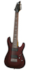 Schecter Omen 8 2012 Walnut Satin