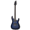 Schecter Blackjack SLS C-1 P - See-Thru Blue Burst