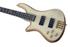 Schecter Stiletto Custom-4 Natural Satin LEFT