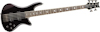 Schecter Stiletto Extreme-5 See-Thru Black