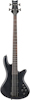 Schecter Stiletto Studio-4 See-Thru Black Satin
