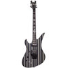 Schecter Synyster Custom-S Black/Stripe LEFT