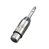 Reloop Adaptor XLR F / Stereo Jack M