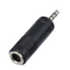 Reloop Adaptor Jack F / Stereo Mini Jack M