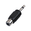 Reloop Adaptor RCA F / Mono Mini Jack M