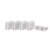Fader Cap Set white