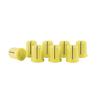 Knob Cap Set yellow