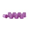 Knob Cap Set purple