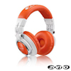 Headphone HD-1200 white-orange