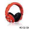 Headphone HD-1200 toxic red