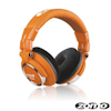 Zomo Headphone HD-1200 toxic orange