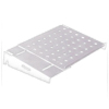 LS-1S Laptop Stand Tray white