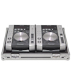 Zomo Flightcase PC-200/2 f. 2 x CDJ-200 Black