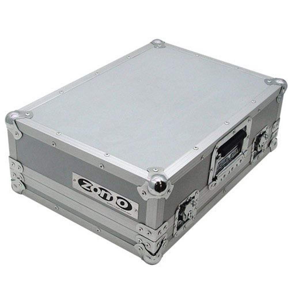 Zomo Flightcase PC-200/2 f. 2 x CDJ-200 Silver