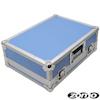 Zomo Flightcase PC-200/2 f. 2 x CDJ-200 Blue