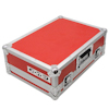Flightcase PC-200/2 f. 2 x CDJ-200 Red