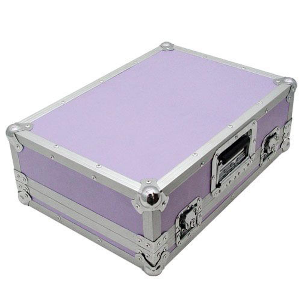 Zomo Flightcase PC-200/2 f. 2 x CDJ-200 Purple