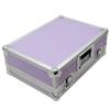 Flightcase PC-200/2 f. 2 x CDJ-200 Purple
