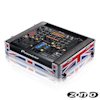 Zomo Flightcase DJM-2000 UK flag