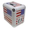 Zomo Recordcase MP-80 Stars&Stripes