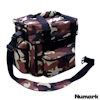 Zomo DJ Bag LPX-2 by Zomo Camouflage Brown