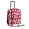 CD Trolley Premium Flower Red