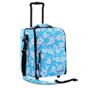 CD Trolley Premium Flower Blue