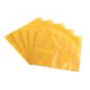 CD Sleeve 10 x 8 CDs Premium Edition Yellow