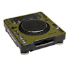 Zomo Twin CDJ olive 1 piece