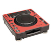 Zomo Twin CDJ cayenne red 1 piece
