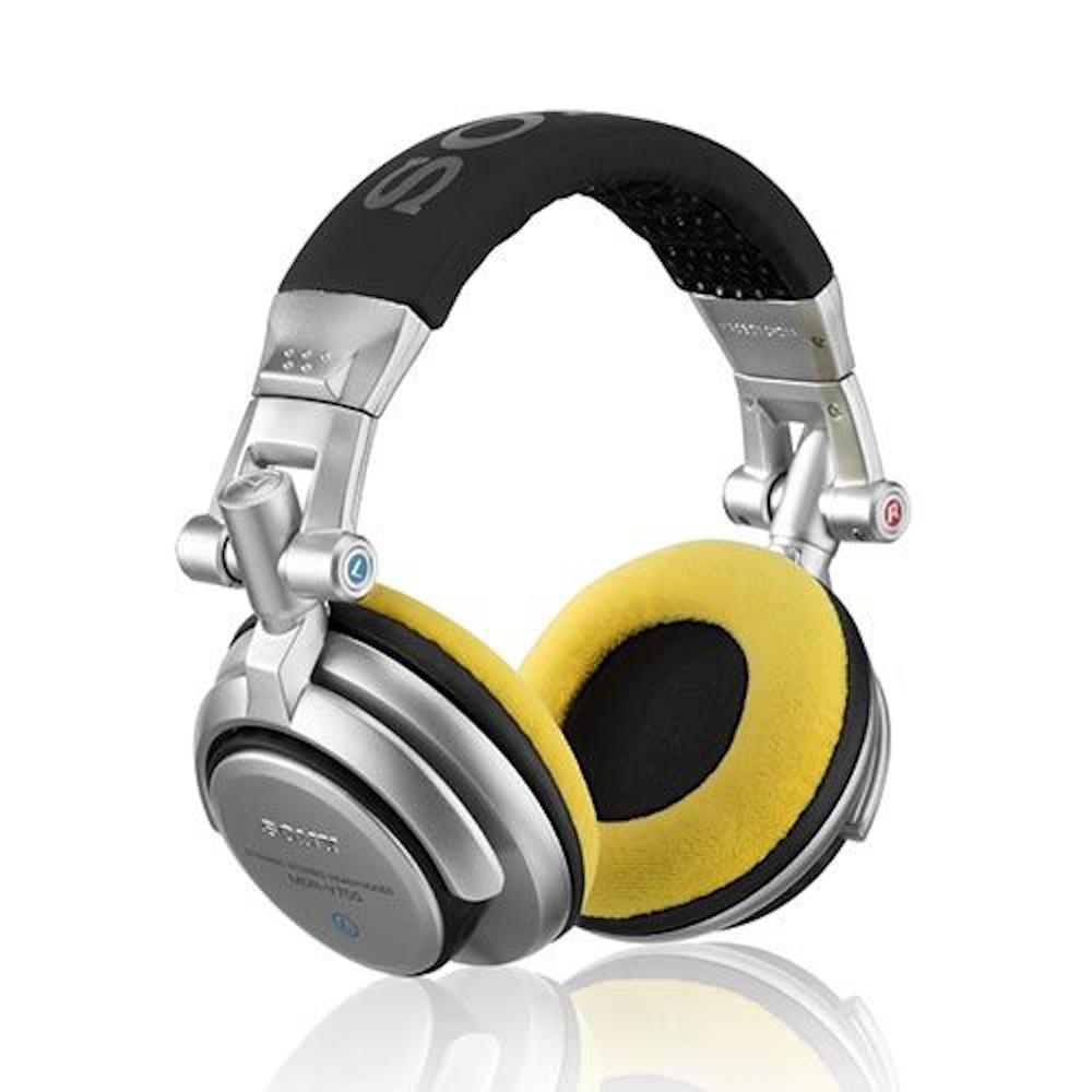 Zomo Earpad Set MDR-V700 Velour yellow
