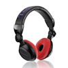 Earpad Set RP-DJ1200/1210 Velour red
