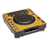 Zomo Twin CDJ orange 1 piece