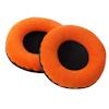 Headphone Earpad Set Velour L orange