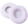 Headphone Earpad Set Velour White